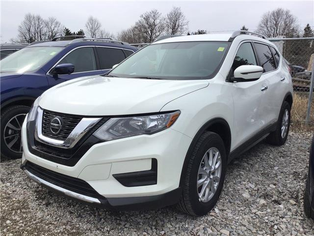 2020 Nissan Rogue S (Stk: A8273) in Hamilton - Image 1 of 4