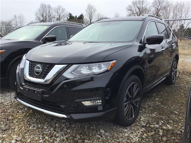 2020 Nissan Rogue SL (Stk: A8505) in Hamilton - Image 1 of 4