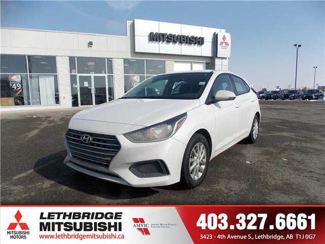 2019 Hyundai Accent Preferred (Stk: P4025) in Lethbridge - Image 1 of 11