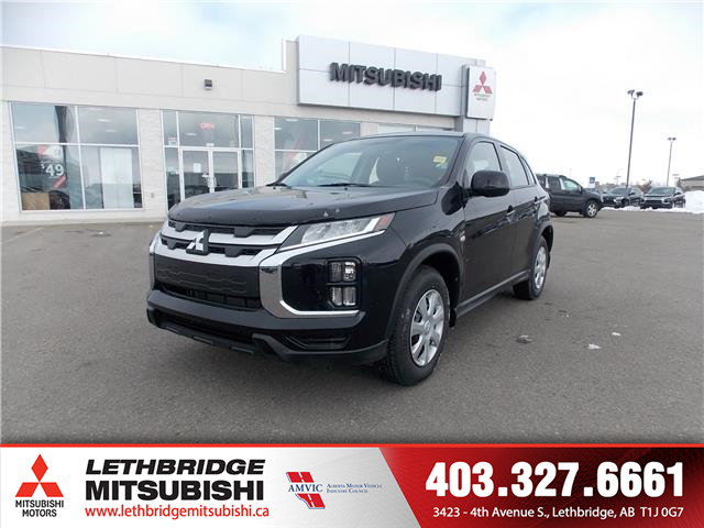 2020 Mitsubishi RVR ES (Stk: 20R600494) in Lethbridge - Image 1 of 11