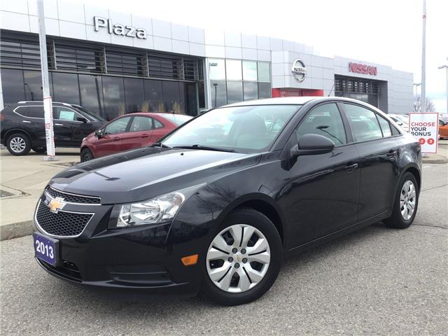 2013 Chevrolet Cruze LS (Stk: T8596) in Hamilton - Image 1 of 19