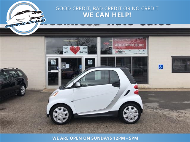 2015 Smart Fortwo Pure (Stk: 15-18323) in Greenwood - Image 1 of 23