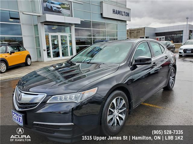 2017 Acura TLX Base (Stk: 1718930) in Hamilton - Image 1 of 24