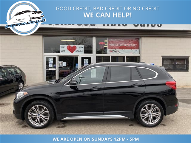2019 BMW X1 xDrive28i (Stk: 19-34880) in Greenwood - Image 1 of 24