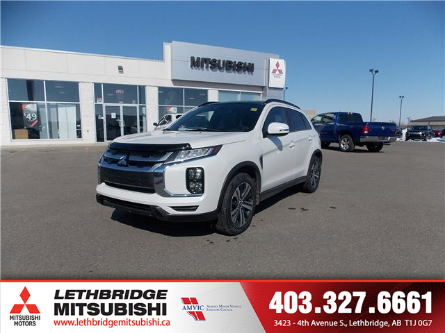 2020 Mitsubishi RVR GT (Stk: 20R601747) in Lethbridge - Image 1 of 10
