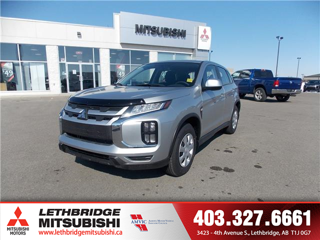 2020 Mitsubishi RVR ES (Stk: 20R603769) in Lethbridge - Image 1 of 9