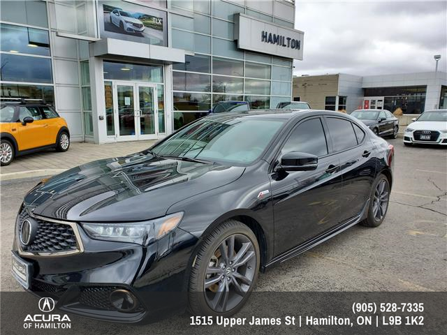 2019 Acura TLX Elite A-Spec (Stk: 1918920 ) in Hamilton - Image 1 of 22