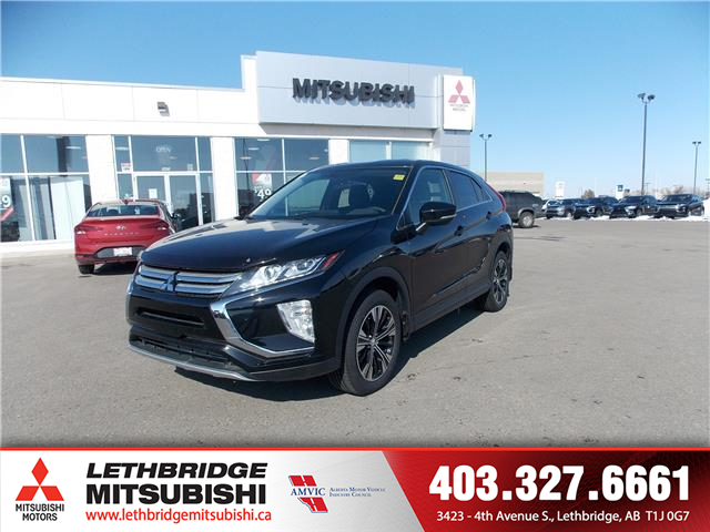 2019 Mitsubishi Eclipse Cross SE (Stk: 9E602996) in Lethbridge - Image 1 of 10