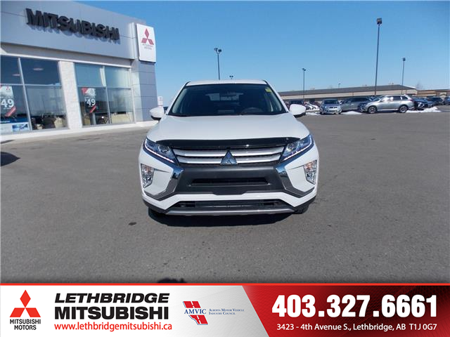 2019 Mitsubishi Eclipse Cross ES (Stk: 9E604294) in Lethbridge - Image 1 of 8