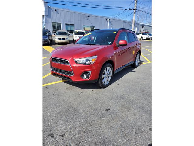 2013 Mitsubishi RVR GT 4WD (Stk: p19-317) in Dartmouth - Image 1 of 17