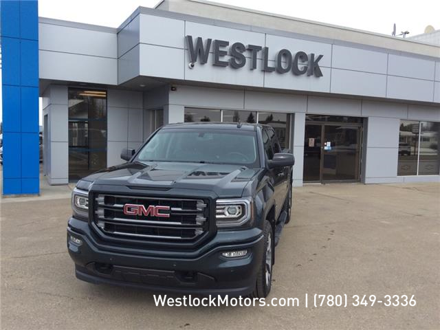 2018 GMC Sierra 1500 SLT (Stk: 20T16A) in Westlock - Image 1 of 19