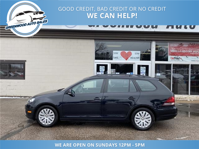 2013 Volkswagen Golf 2.5L Trendline (Stk: 13-73350) in Greenwood - Image 1 of 20