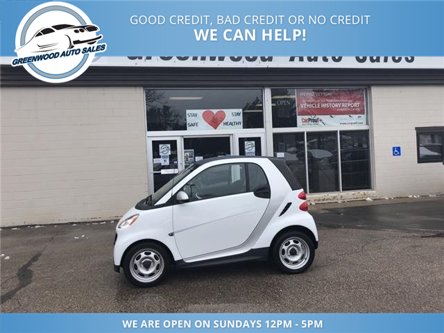 2015 Smart Fortwo Pure (Stk: 15-14200) in Greenwood - Image 1 of 20