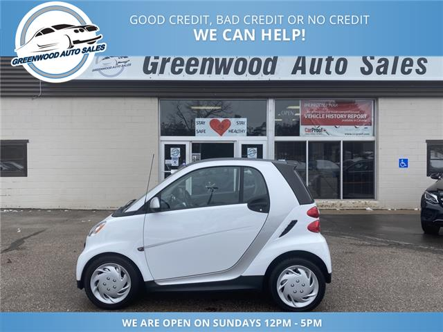 2015 Smart Fortwo Pure (Stk: 15-17991) in Greenwood - Image 1 of 18