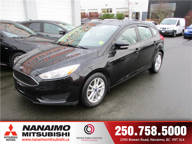 2016 Ford Focus SE (Stk: 20E3423C) in Nanaimo - Image 1 of 9