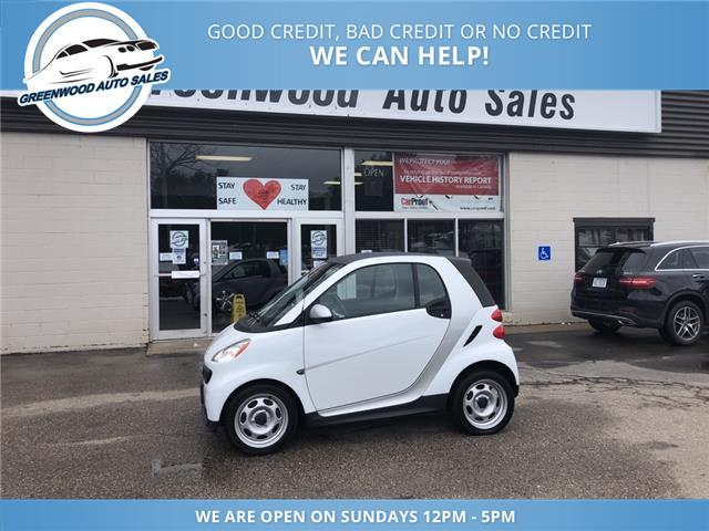 2015 Smart Fortwo Pure (Stk: 15-18456) in Greenwood - Image 1 of 19