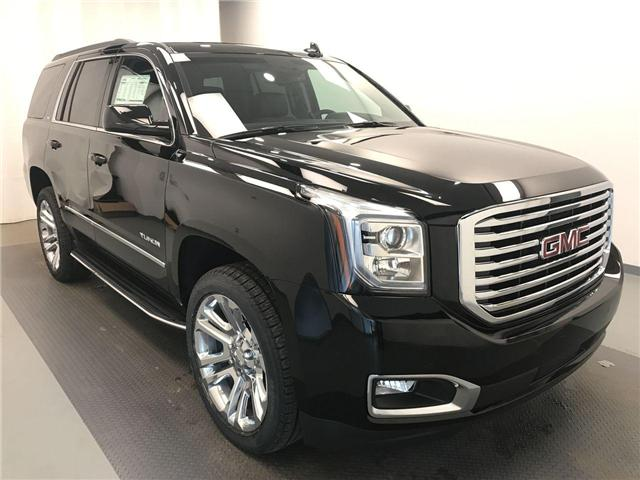 2018 GMC Yukon SLT (Stk: 190945) in Lethbridge - Image 1 of 19