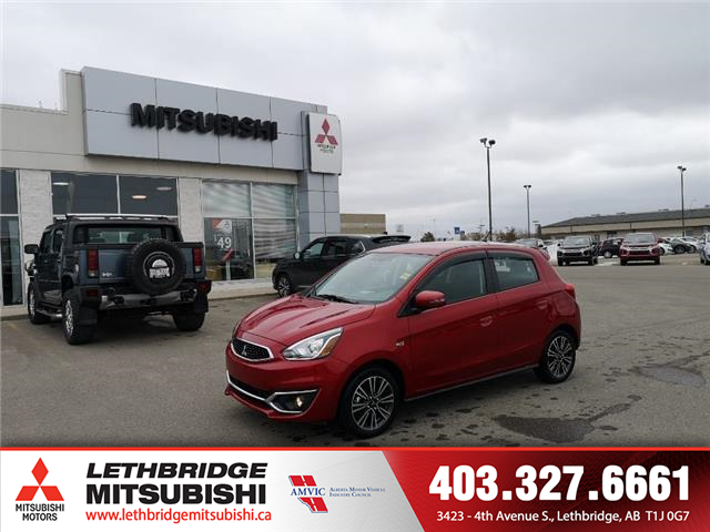 2020 Mitsubishi Mirage GT (Stk: 20M000809) in Lethbridge - Image 1 of 16