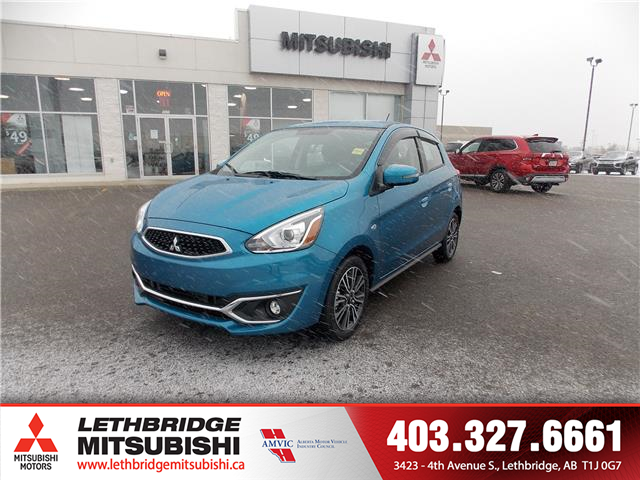 2020 Mitsubishi Mirage GT (Stk: 20M000685) in Lethbridge - Image 1 of 11