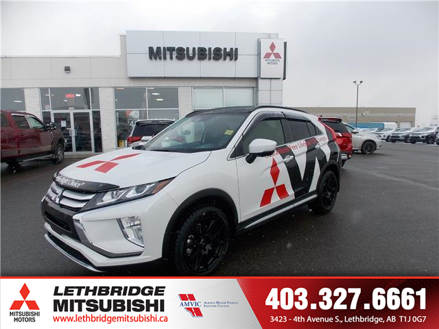 2020 Mitsubishi Eclipse Cross GT (Stk: 20E601602) in Lethbridge - Image 1 of 12