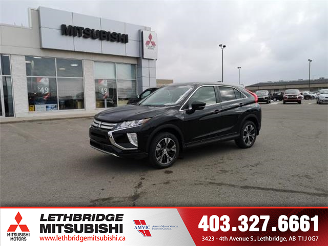 2020 Mitsubishi Eclipse Cross SE (Stk: 20E606446) in Lethbridge - Image 1 of 17