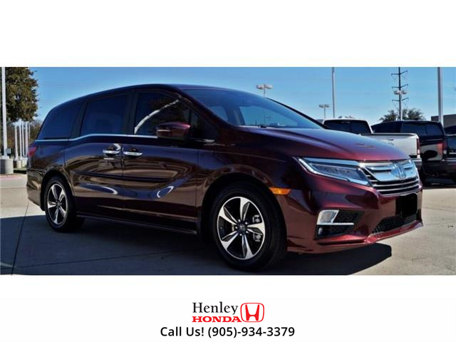 2018 Honda Odyssey NAV | LEATHER | HEATED SEATS | BLUETOOTH | BACK UP (Stk: R9742) in St. Catharines - Image 1 of 1