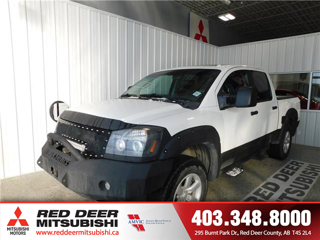 2012 Nissan Titan  (Stk: P8602A) in Red Deer County - Image 1 of 12