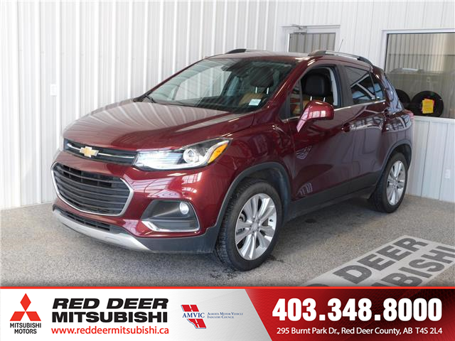 2017 Chevrolet Trax Premier (Stk: L8788A) in Red Deer County - Image 1 of 14