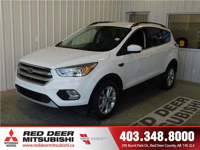 2017 Ford Escape SE (Stk: P8798A) in Red Deer County - Image 1 of 14