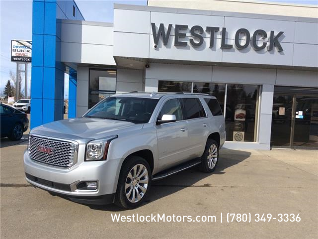 2017 GMC Yukon Denali (Stk: T2010) in Westlock - Image 1 of 18