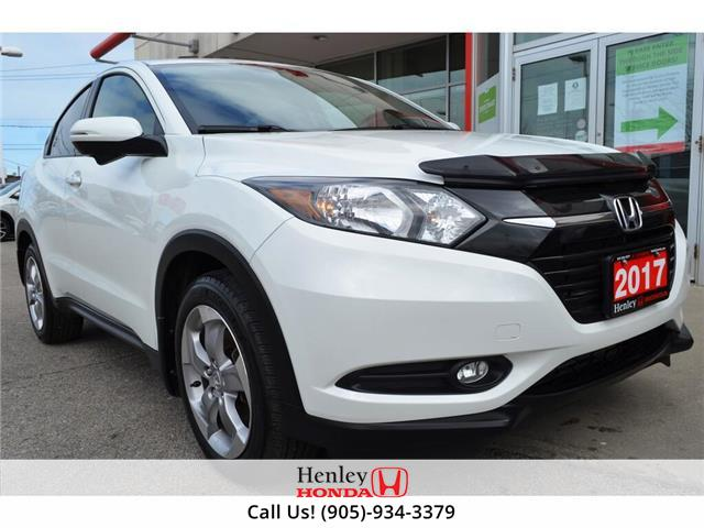 2017 Honda HR-V SUNROOF | HEATED SEATS | BLUETOOTH | BACK UP (Stk: R9693) in St. Catharines - Image 1 of 20