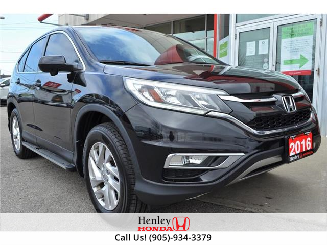 2016 Honda CR-V LEATHER | HEATED SEATS | BLUETOOTH | BACK UP (Stk: R9719) in St. Catharines - Image 1 of 26