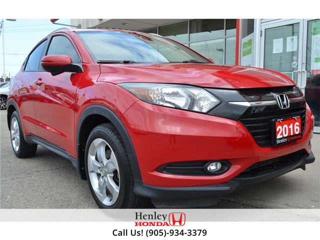 2016 Honda HR-V w/Navigation (Stk: R9736) in St. Catharines - Image 1 of 25
