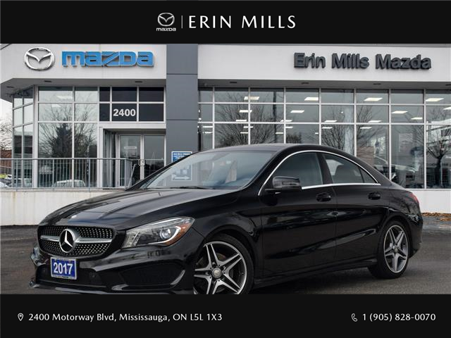 2016 Mercedes-Benz CLA-Class Base (Stk: P4552) in Mississauga - Image 1 of 25