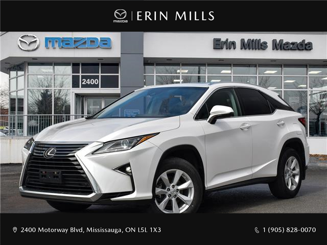 2017 Lexus RX 350 Base (Stk: P4553) in Mississauga - Image 1 of 29