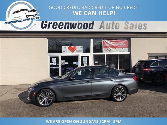 2017 BMW 320i xDrive (Stk: 17-91998) in Greenwood - Image 1 of 29