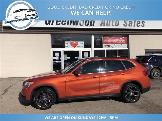 2013 BMW X1 xDrive28i (Stk: 13-86325) in Greenwood - Image 1 of 24