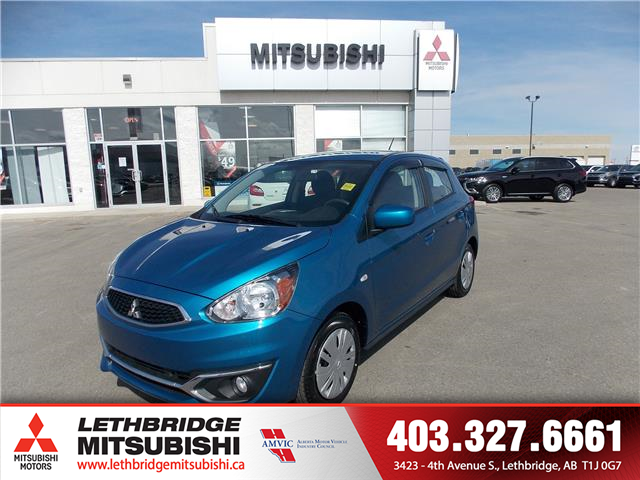 2020 Mitsubishi Mirage ES (Stk: 20M002689) in Lethbridge - Image 1 of 8