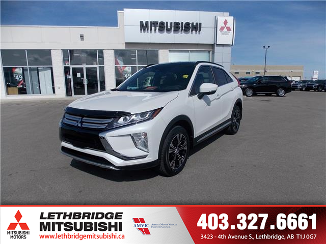 2020 Mitsubishi Eclipse Cross GT (Stk: 20E605082) in Lethbridge - Image 1 of 10