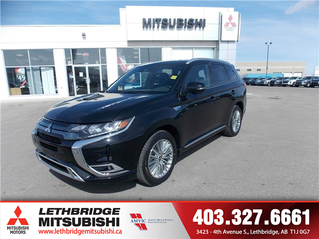 2020 Mitsubishi Outlander PHEV GT (Stk: 20T608592) in Lethbridge - Image 1 of 10