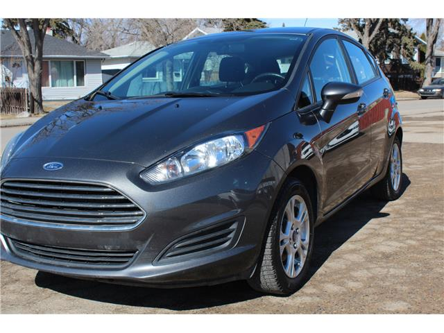 2016 Ford Fiesta SE (Stk: P1825) in Regina - Image 1 of 16