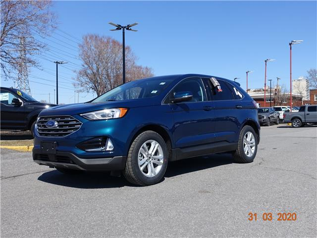 2020 Ford Edge SEL (Stk: 2003510) in Ottawa - Image 1 of 17