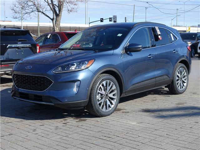 2020 Ford Escape Titanium Hybrid (Stk: 2003460) in Ottawa - Image 1 of 18