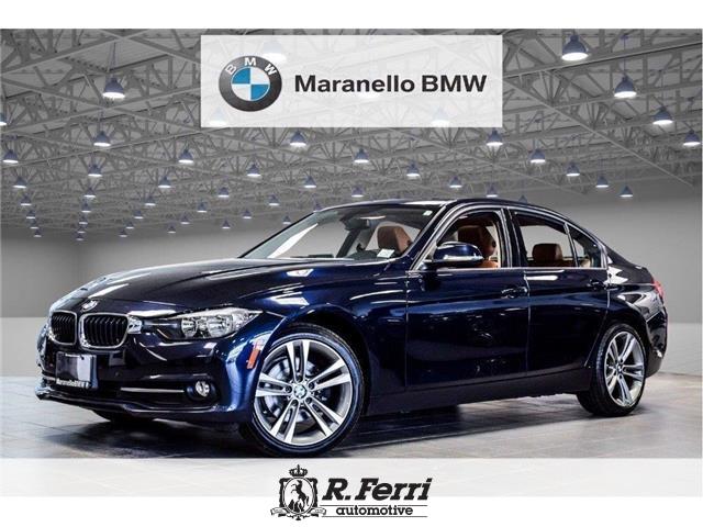 2016 BMW 320i xDrive (Stk: U8997) in Woodbridge - Image 1 of 22