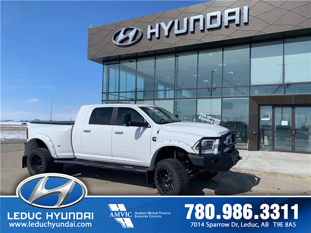 2014 RAM 3500 Longhorn (Stk: PS0287) in Leduc - Image 1 of 13