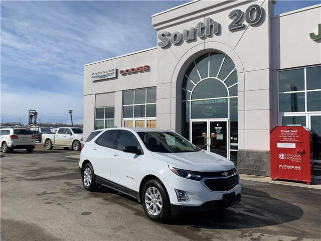 2019 Chevrolet Equinox LS (Stk: B0123) in Humboldt - Image 1 of 15