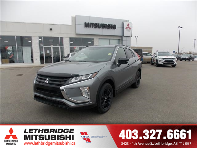 2020 Mitsubishi Eclipse Cross Limited Edition (Stk: 20E606408) in Lethbridge - Image 1 of 10