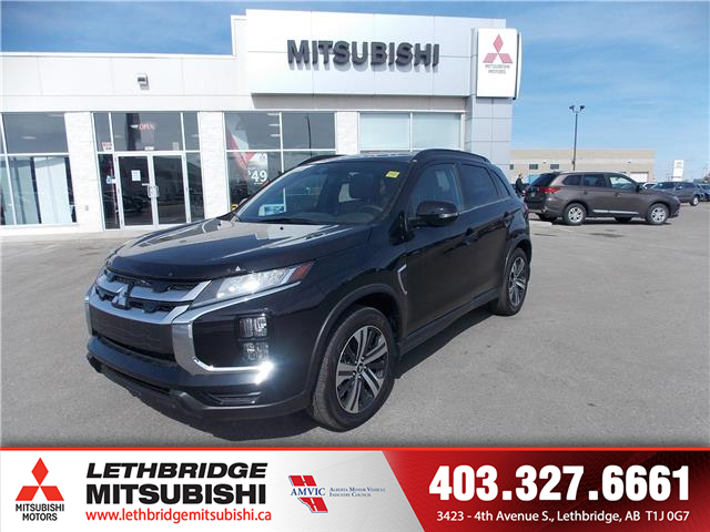 2020 Mitsubishi RVR GT (Stk: 20R601056) in Lethbridge - Image 1 of 10