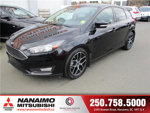 2017 Ford Focus SEL (Stk: 8P7153E) in Nanaimo - Image 1 of 11