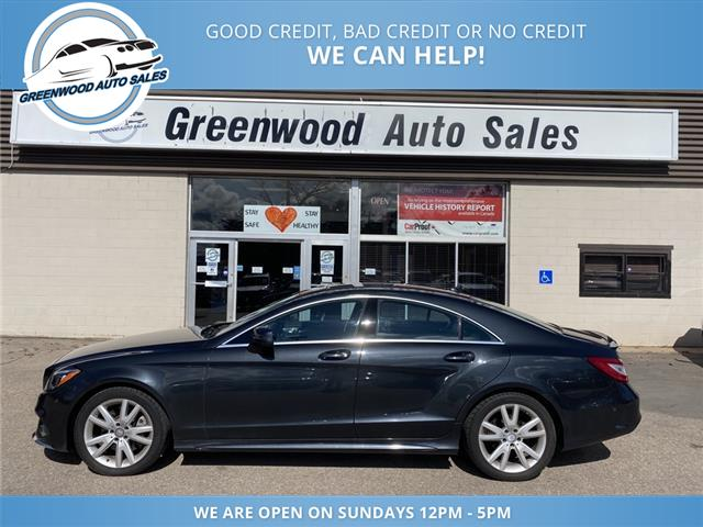 2016 Mercedes-Benz CLS-Class Base (Stk: 16-70826) in Greenwood - Image 1 of 22